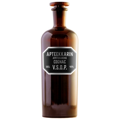 APTEEKKARIN Cognac VSOP 40% 50cl