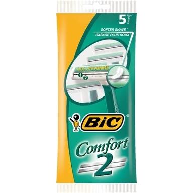 BIC 2 Raseerija Comfort 5tk