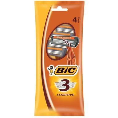 BIC 3 Raseerija Sensitive 4tk