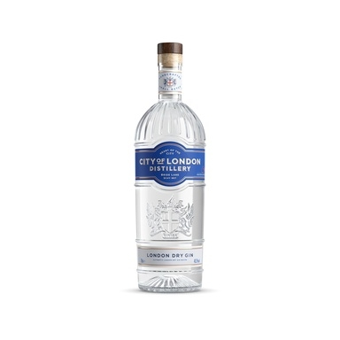 CITY of LONDON Dry Gin 40,3% 70cl