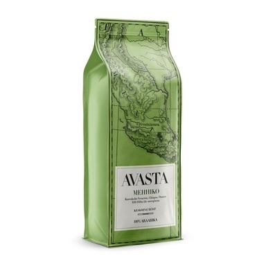 EKA Avasta Mehhiko kohvioad 1kg(keskmine röst)