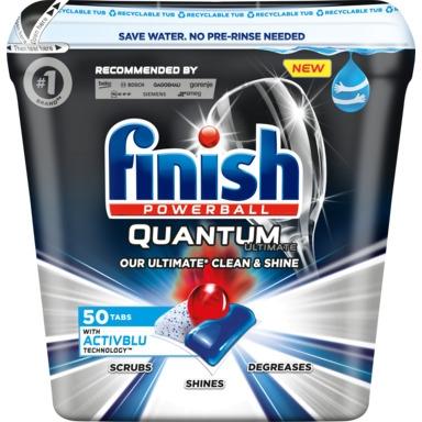 FINISH Quantum Nõudepesumasinatabletid Ultimate 50tk