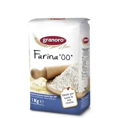 GRANORO Nisujahu Farina 00 1kg (T-405)