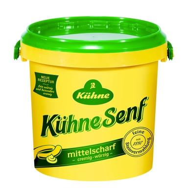 KÜHNE Sinep medium 10kg(ämber)