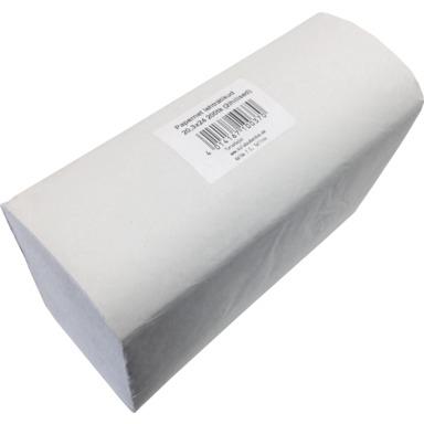 PAPERNET Z Lehtkäterätikud 20,3x24cm 200tk (2 kihilised)