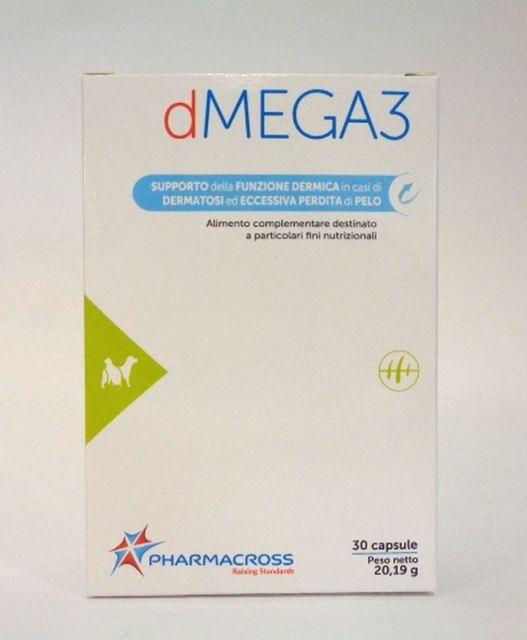 PHARMACROSS DMEGA3 KAPSLID N30