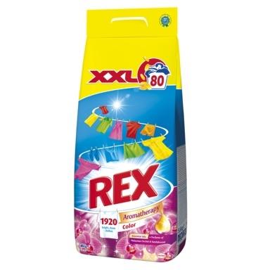 REX Pesupulber Orchid&Sandalwood Color 5,6kg(80 pesukorda)
