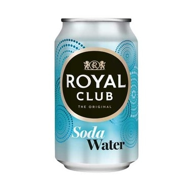 ROYAL CLUB Soodavesi 33cl(purk)