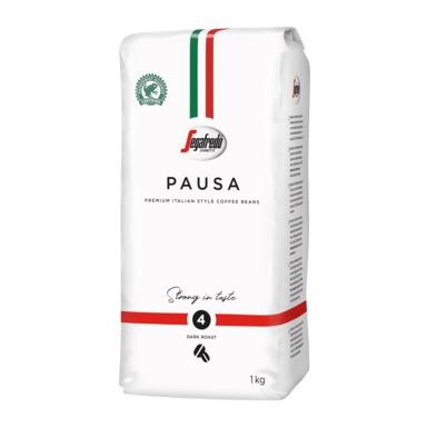 SEGAFREDO ZANETTI Pausa kohvioad 1kg(tume röst)