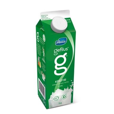 VALIO GEFILUS Keefir 2,5% 1kg(pure)
